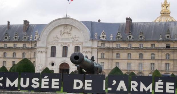 Entrée gratuite pour l'Exposition du Musée de l'Armée