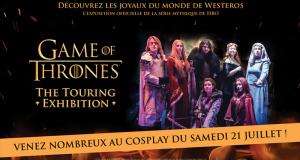 Entrée gratuite pour les personnes déguisées au Game of Thrones