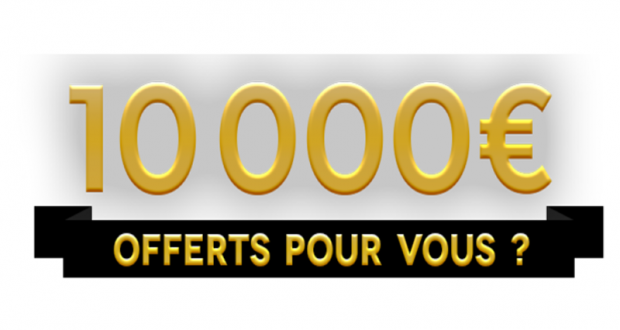Gagnez 10 000 euros pour réaliser votre rêve