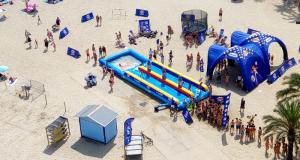 Goûters, Animations et activités gratuites - Tournée des plages Pitch