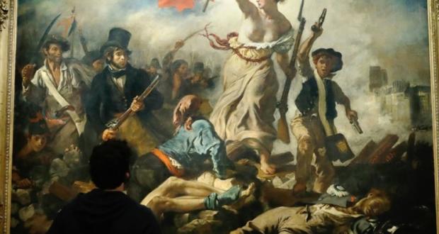 Onze nocturnes gratuites pour l'exposition Delacroix au Louvre