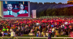 Projection gratuite de films à l'occasion du Cinéma en plein Air 2018