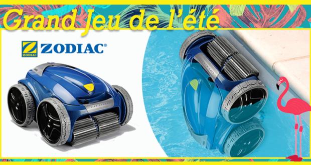 Robot nettoyeur de piscine Zodiac