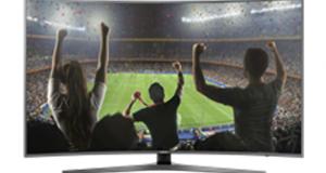 TV Samsung 4K Smart TV Incurvé 123 cm