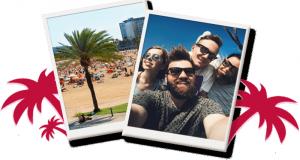 Voyage de 3 jours pour 4 personnes à Barcelone