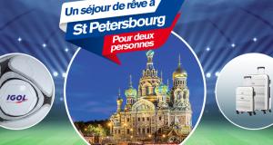 Voyage d'une semaine pour 2 personnes en Russie