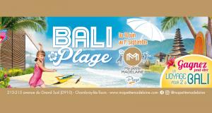 Voyage pour 2 personnes à Bali