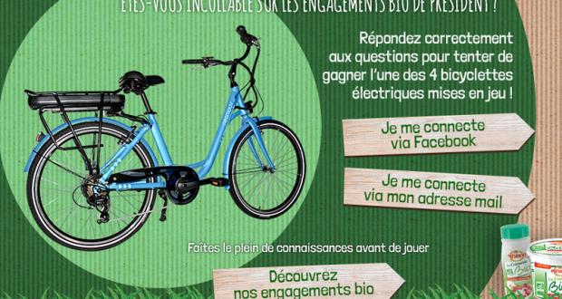 4 vélos électriques Neomouv