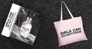 41'760 échantillons gratuits du parfum Zadig & Voltaire Girls Can Do Anything
