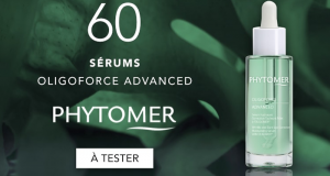 60 Sérums OLIGOFORCE ADVANCED de Phytomer