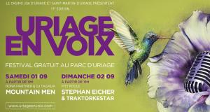 Concert gratuit de Stephan Eicher