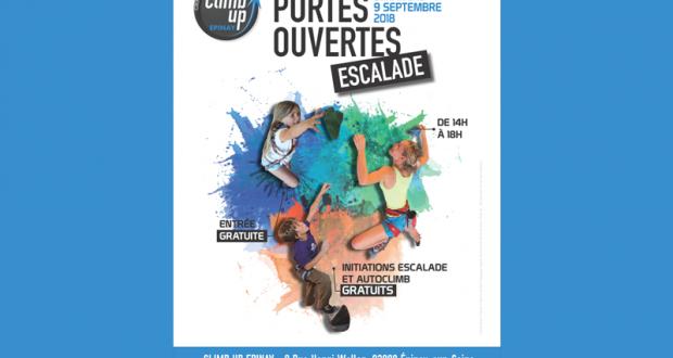 Initiation gratuite à l'escalade - Epinay sur Seine