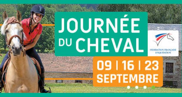 Journée du Cheval 2018 - Initiation Gratuite à l'équitation et autres activités