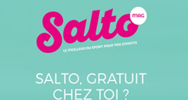 Recevez gratuitement à domicile le magazine Bimestriel Salto