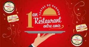 Remboursement d'un an de restaurant