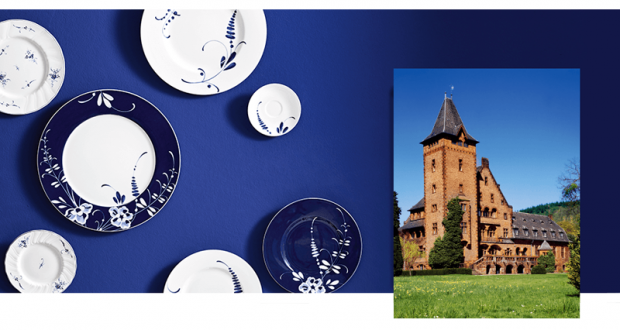 Séjour pour 2 personnes au château de Saareck à Mettlach