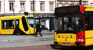 Transports Publics Gratuits à Mulhouse