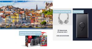 Voyage de 3 jours pour 2 personnes au Portugal