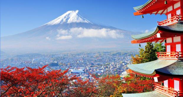 Voyage d'une semaine pour 4 personnes au Japon