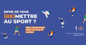 Bilan Chiropratique offert dans toute la France