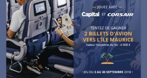Billets d'avion AR Paris île Maurice