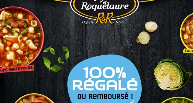 Bol Soupe Repas 100% Remboursé