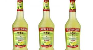 Bouteille de Crème de citron l'héritier-Guyot 100% remboursée