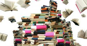 Distribution gratuite de livres aux jeunes