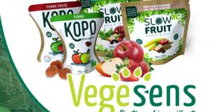 Encas Bio Pépites 100% fruits KOPO Vegesens