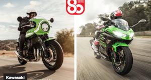 Gagnez une moto Kawasaki Z900RS Cafe (12'200 euros)