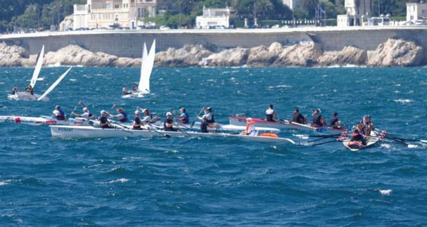 Initiation gratuite à l'Aviron de Mer