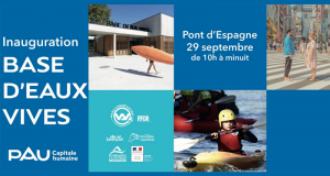 Initiation gratuite au Kayak en eaux vives et au Paddle