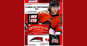 Match de hockey sur glace Valenciennes Gratuit