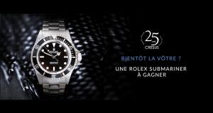 Montre Rolex Submariner de 1993 (valeur 6000 euros)