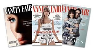 Recevez gratuitement chez vous 3 magazines Vanity Fair