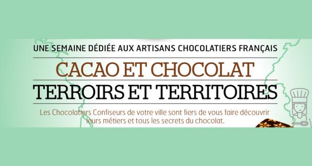 Semaine Artisans Chocolatiers Francais Dégustations, Visites de Laboratoires, Ateliers