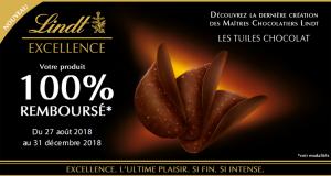 Tuiles chocolat 100% Remboursées