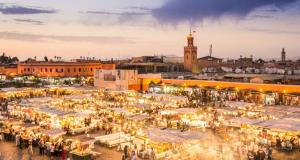 Voyage de 3 jours pour 2 adultes et 2 enfants à Marrakech