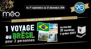 Voyage d'une semaine au Brésil pour 2 personnes
