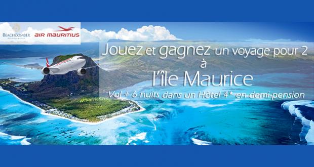 Voyage d'une semaine pour 2 personnes à l'Île Maurice