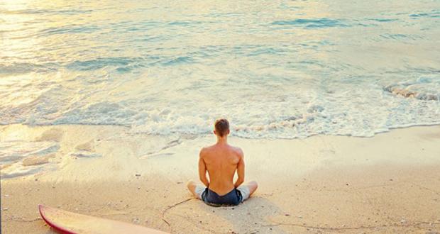 Week-end pour 2 personnes avec cours de surf et de yoga