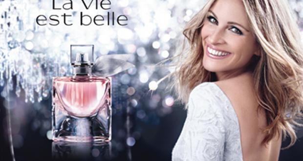 Échantillons gratuits de parfum La Vie est Belle de Lancôme