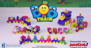 1500 Collections de jouets Bob Le Train offertes