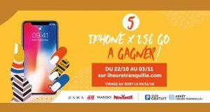 5 smartphones iPhone X