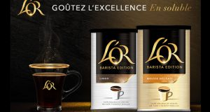 600 Packs découverte Cafés L'OR Soluble Barista Edition