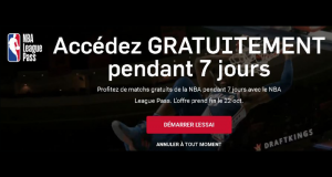 Abonnement NBA League Pass Gratuit