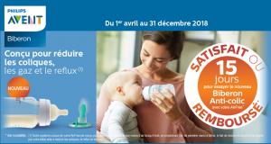 Biberon Anti-colic Avent Philips 100% Remboursé