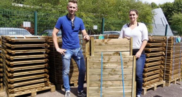 Distribution gratuite de composteurs - Beaune