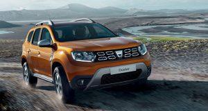 Gagnez une voiture Dacia Nouveau Duster Prestige Blue dCi
