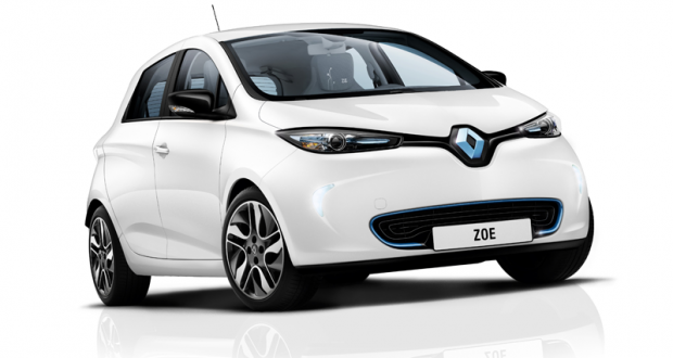 Gagnez une voiture électrique Renault Zoé (valeur 34 100 euros)